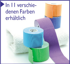 Kinesio-Tapes