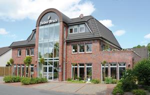 Betriebsgebäude der Heiber GmbH Druck und Verlag in Schortens